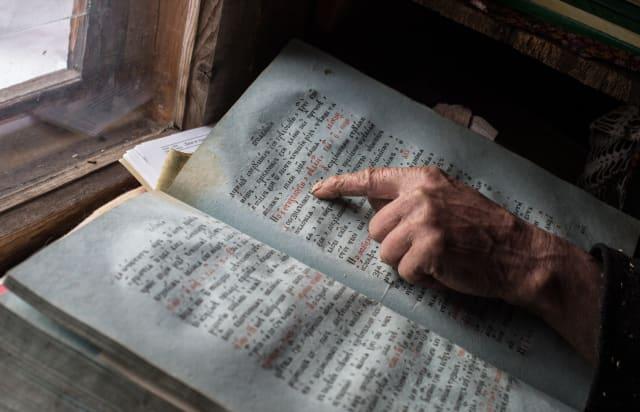 Vita eremitica nella taiga siberiana