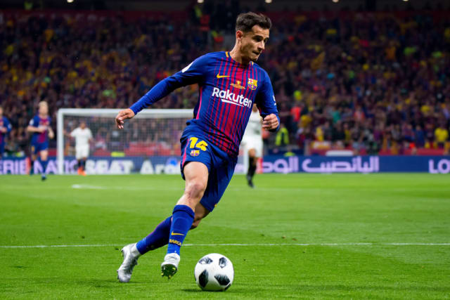 Philippe Coutinhohas been linked with a shock move to Manchester United. The former Liverpool ace has seen odds of him leaving Barcelona for the Red Devils slashed. (The Sun)