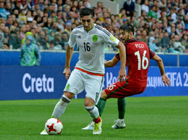 Arsenal could be set to enter talks with Porto's midfielder Hector Herrera. The Mexican is out of contract at the end of the season and is seen as a potential replacement for Aaron Ramsey. (Tuttomercato)