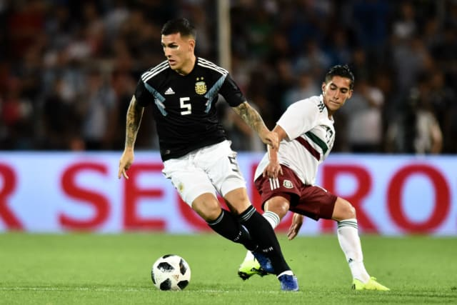 Chelsea have had their opening offer of around £28m for Leandro Paredes rejected by Zenit St Petersburg. The Russian side want £36m. (Daily Mail)