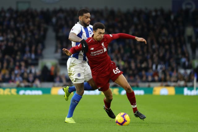 Liverpool will be without defender Trent Alexander-Arnold for around a month. The Englishman picked up the injury in the win over Brighton. It has left Liverpool further stretched at the back. (The Guardian)