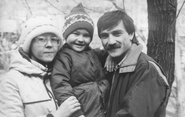 В 1980-м году у звездного дуэта родилась дочь Александра. Девочка пошла по стопам родителей и стала певицей.