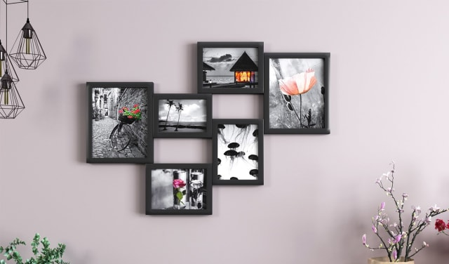 Wall Frames Accessories To Cover Your Walls In Decorative And