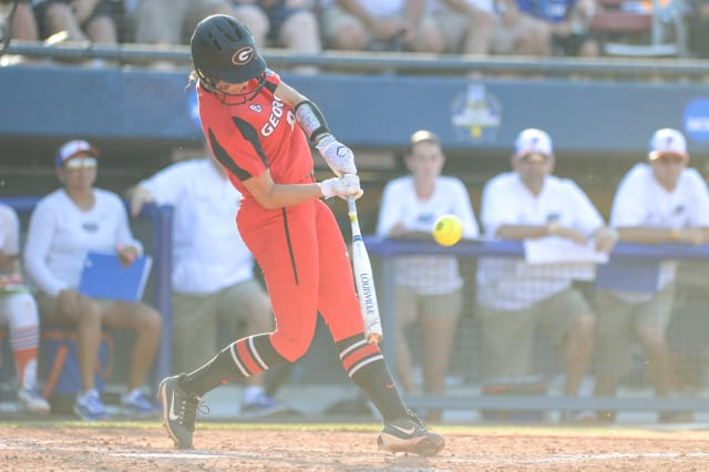 Rank the top 25 players ahead of the 2019 NCAA softball season