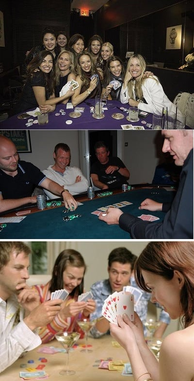 V-Day Poker Home Game! The choice is yours ,you can organise it for your single friends, or for the couples. Good luck with surviving the 14th of February!