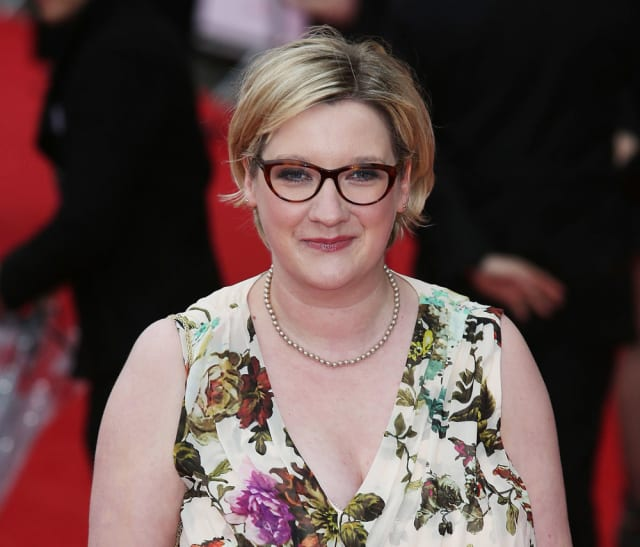 Sarah Millican. Photo by Getty Images.