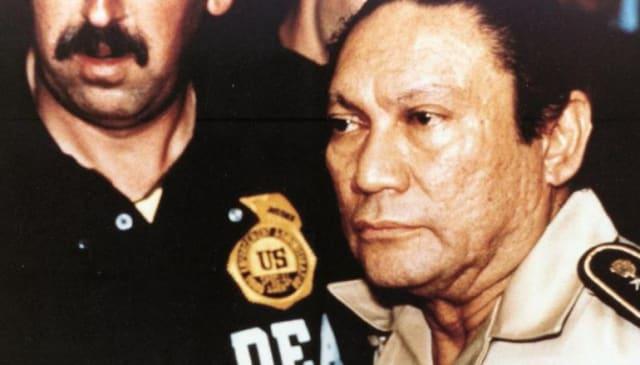 EE. UU. invadió Panamá, capturando al general Noriega y marcando el fin de la dictadura militar en Panamá.-