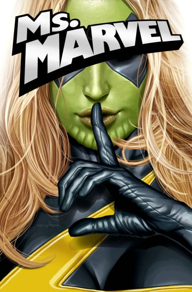 Photo courtesy of Marvel Comics