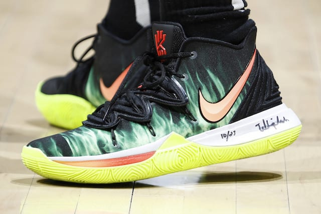 bb51b982093e0c Which player had the best sneakers of Week 20 in the NBA