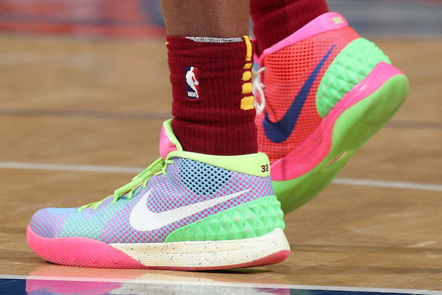 6ee387b10993 Which player had the best sneakers of Week 20 in the NBA