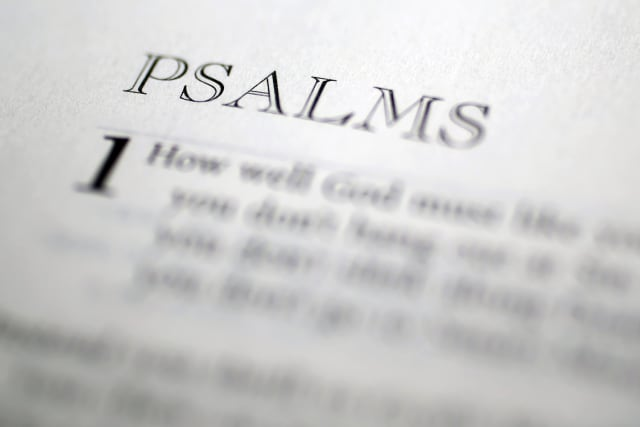 The Psalms provide ample reflections during Lent, as they are written from the heart. They speak the inner desires and honest feelings of the heart, crying out to God in repentance and love.