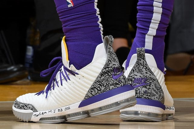 4b717bd6f14c Which player had the best sneakers of Week 21 in the NBA