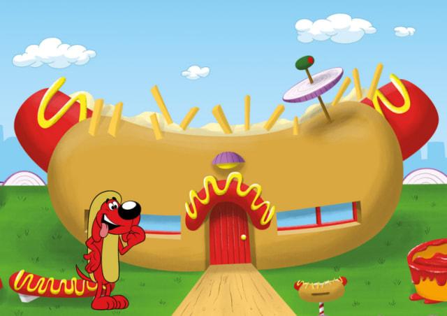 É um cachorro guloso que gosta de deitar e rolar em poças de mostarda e ketchup. Também é o melhor amigo do Brigadeiro. Os dois são loucos para voar na vassoura da Bruxa.