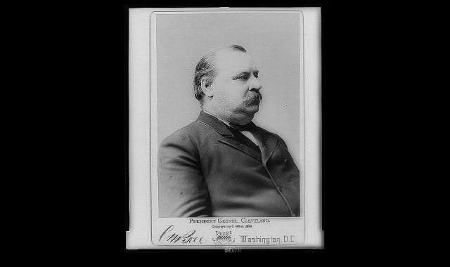 Many have flagged some of Trump's comments about Ivanka's physical appearance as off-putting. President Grover Cleveland took things a step further and actually  married  a woman that had essentially been his unofficial adopted daughter. Age 21 when they wed, Frances was 27 years younger than the President and had known him since the day she was born. She was the daughter of Cleveland's law partner, and he became her legal guardian when her father passed away.