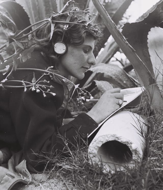 """אלחוטנית של ההגנה. צילום: קלוגר זולטן, לע""""מ"""