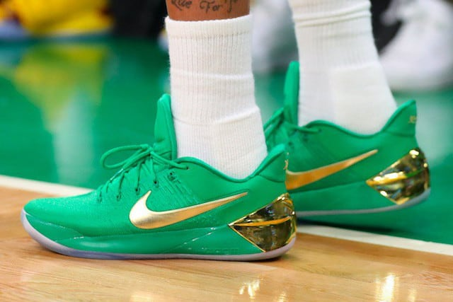 109c8fae857bf Which player had the best sneakers of Week 23 in the NBA