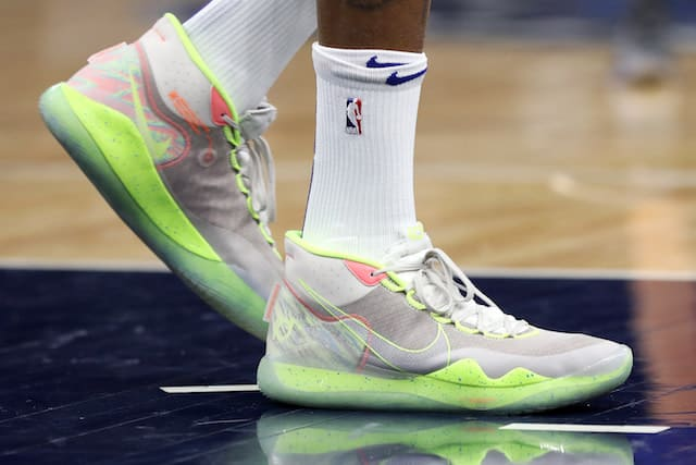 Which player had the best sneakers of Week 23 in the NBA?