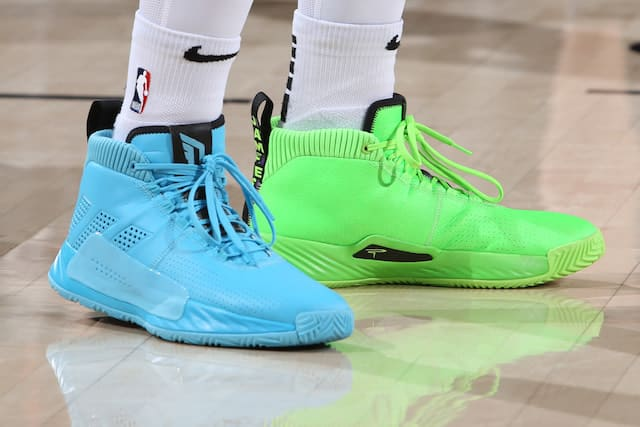 8c8dd558c65e Which player had the best sneakers of Week 24 in the NBA?