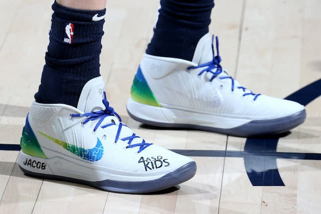 dc09b4a79302 Which player had the best sneakers of Week 24 in the NBA