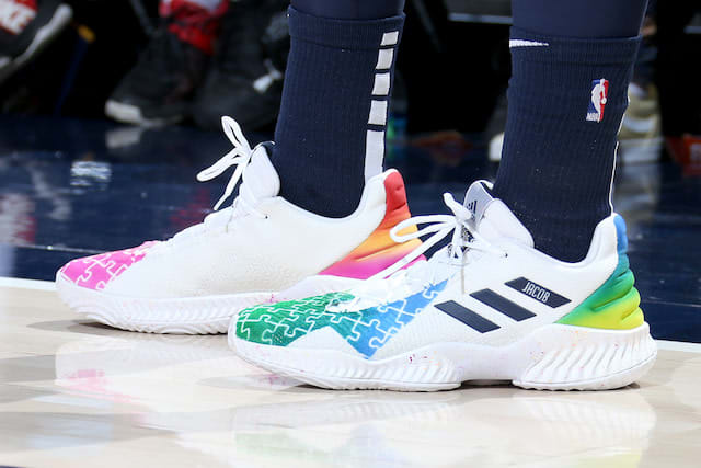 58a2b4a763a Which player had the best sneakers of Week 24 in the NBA