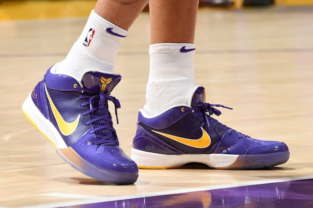 best website f6511 92ec4 Which player had the best sneakers of Week 24 in the NBA?