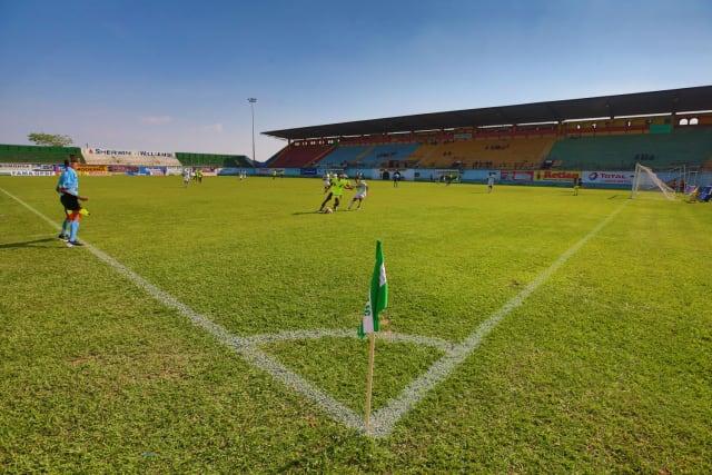 El partido de reservas entre ambos equipos finalizó 0-0.