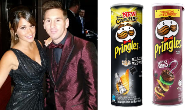 Messi and wife Antonella Roccuzzo personify this match made in heaven.