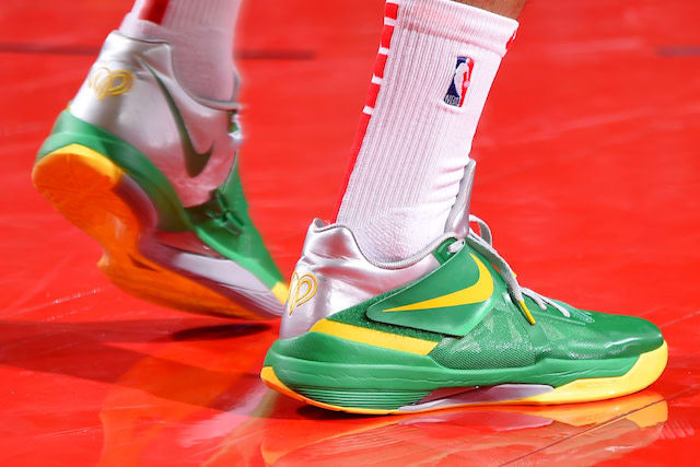 9cf37667c5be Which player had the best sneakers of the 2019 NBA quarterfinals