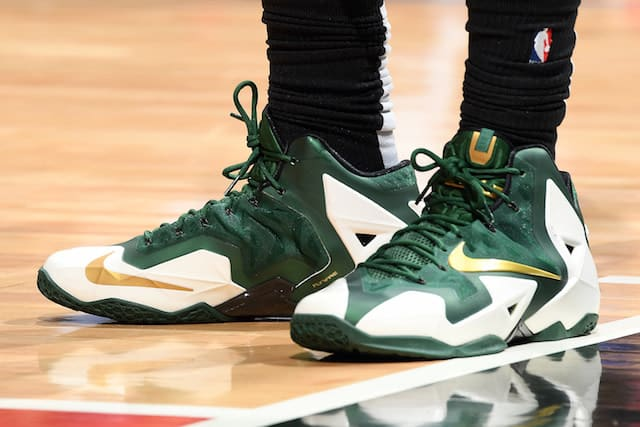 52aa90ad629d Which player had the best sneakers of the 2019 NBA quarterfinals