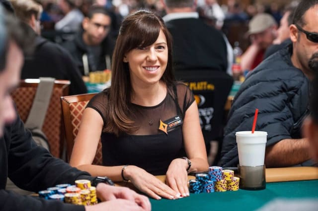 8th place on the Women's All Time Money List, with $3,384,037.