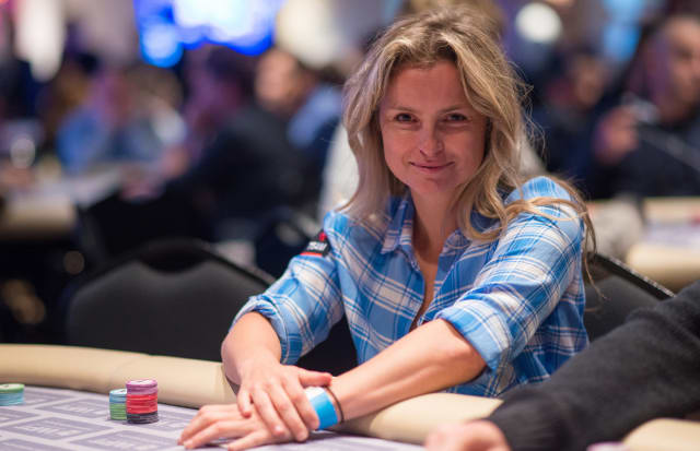 70th place on the Women's All Time Money List, with $556,728.