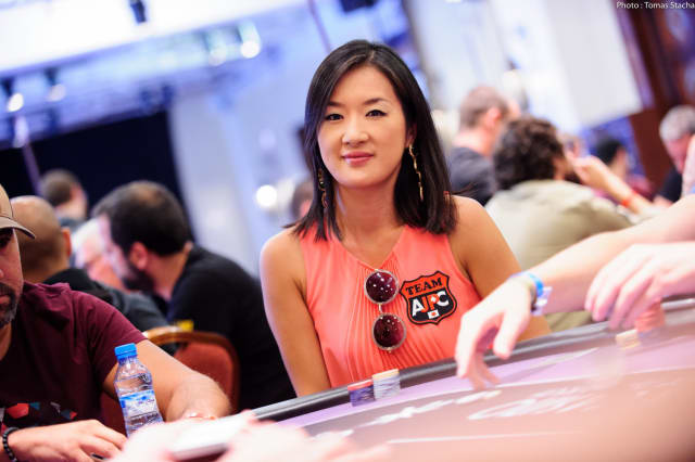 107th place on the Women's All Time Money List, with $426,810.