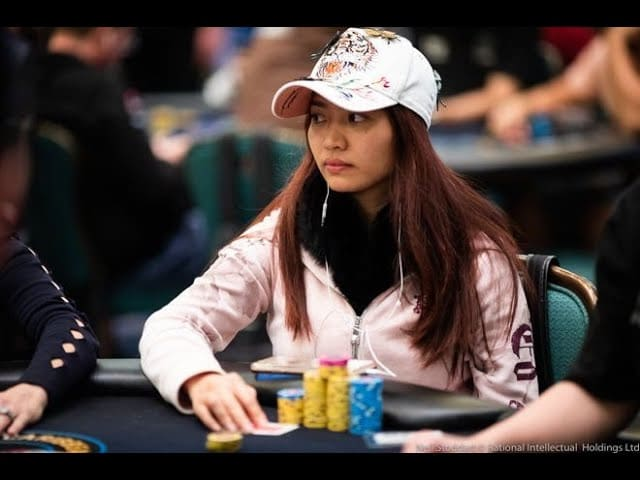 168th place on the Women's All Time Money List, with $304,896.