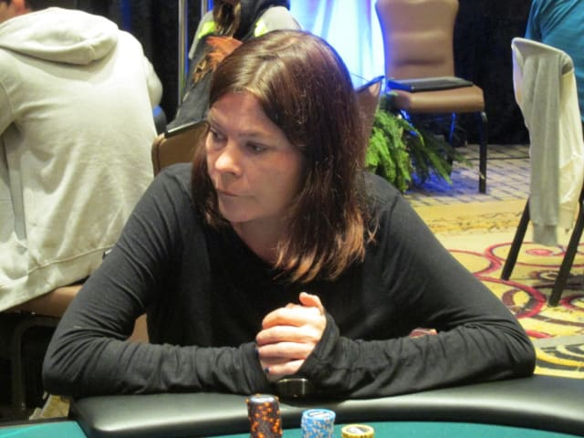 215th place on the Women's All Time Money List, with $238,399.
