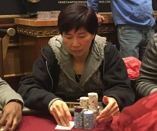 248th place on the Women's All Time Money List, with $209,296.