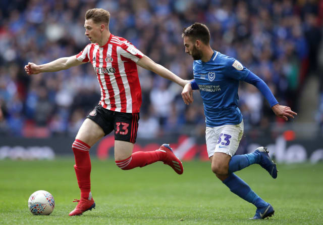 """Denver Hume is looking to take the next step in his Sunderland career and nail down the left-back slot next season.The 20-year-old academy product made 11 appearances last term but is aiming to be first choice left-back as Sunderland bid for promotion back to the Championship.Hume said: """"The coaches have put a lot of time and effort into me and others, they have shown good faith and given me an opportunity to play and now I need to repay that when I get the chance to play by putting in good performances.""""This season I have played a few games, been in and out the team.""""Next season I will look to play as many games as possible and try and make that spot my own.""""Hume, who hails from Northumberland andhas been at the club for more than a decade,added: """"When you have been at a club a long time you want to repay the faith they have shown in you.""""You understand the club more when you have been here that length of time, you appreciate how much it means to everyone and how much you want to give back."""""""