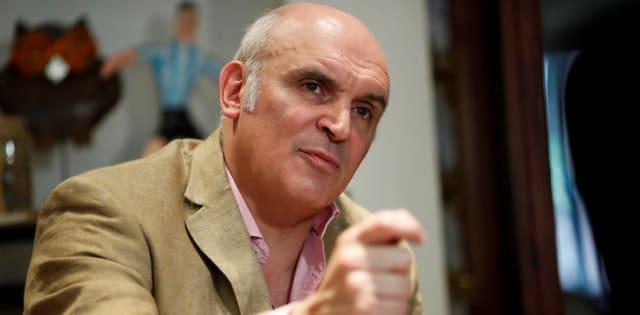 José Luis Espert ratificó su precandidatura a presidente. La alianza la integran la Ucedé, el Libertario y UNIR