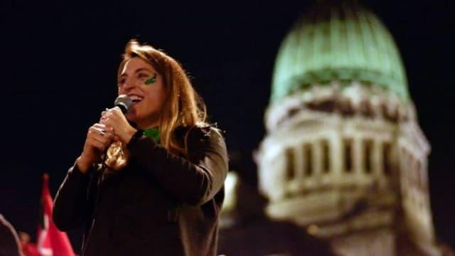 Se presentará con la fórmula presidencial Manuela Castañeira - Eduardo Mulhall