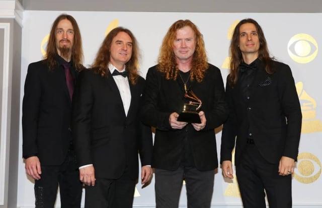 Parte dos shows da turnê de 2019 da bandaMegadeth, que passaria pelo Brasilfoi cancelada. A notícia foi dada pelo vocalistaDave Mustaine, que usou suas redes sociais para informar que está tratando de um câncer   de garganta. A banda iria se apresentar no Brasil nos dias 21 de setembro, em São Paulo, como atração do Rockfest, e 4 de outubro, no Rock in Rio.