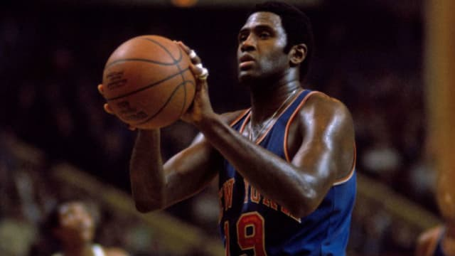 Leyenda de los Knicks que pasó sus 10 años de carrera en los Nueva York, donde conquistó dos campeonatos siendo el MVP de ambas Finales (1970 y 1973).