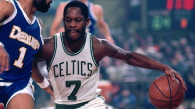A pesar de su estatura (1,85 metros) fue considerado uno de los jugadores más influyentes en la década de los 70 y primera parte de la década de los 80. Ganó un anillo con los Celtics aunque su mejor nivel llegó años antes.