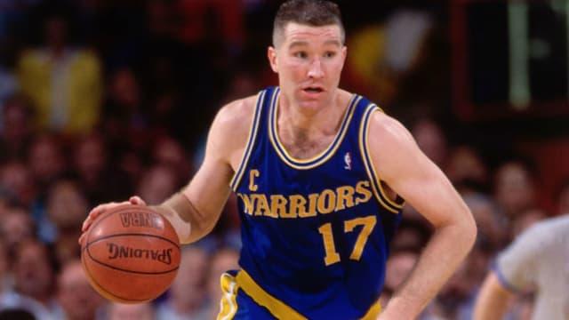 Un auténtico francotirador que hizo historia con los Golden State Warriors. Participó en cinco All Stars y formó parte del legendario 'Dream Team' que representó a Estados Unidos en los Juegos Olímpicos de Barcelona 1992 con Jordan, Magic, Bird y compañía.
