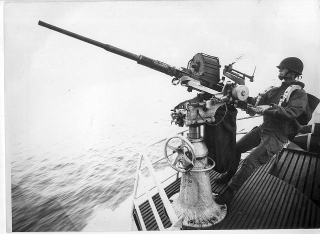 לא היה מהלך כזה בתולדות מדינת ישראל. חיל הים במלחמת יום הכיפורים