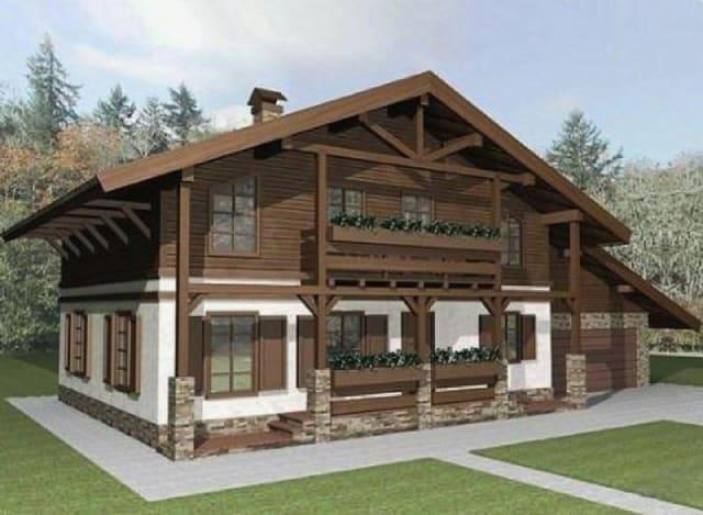 Борисовчанам предлагают выбрать дизайн магазина, который собираются построить возле Лошницы 1