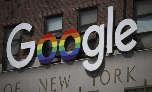La empresa cuenta con números alianzas a nivel mundial con organizaciones LGBTI, las cuales tienen como fin el proteger a los trabajadores antes la discriminación en el trabajo.En 2006 crearon el termino Gayglers para referirse a sus empleados de la comunidad LGBTQ. Estos no solo son los encargados de liderar el camino para celebrar el Orgullo, sino también son los que crean políticas de modo que Google siga siendo un lugar de trabajo funcional para todos.