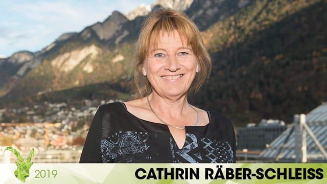 Wer wird «Bündner/Bündnerin des Jahres 2019»? Auch Cathrin Räber und Nadia Damaso stehen zur Wahl