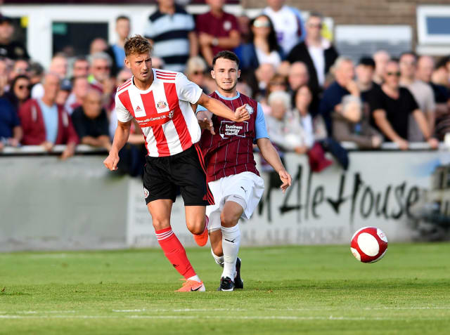 Sunderland boss Phil Parkinson is weighing-up midfielder Ethan Robson's future - and will have to consider a FIFA rule when doing so.The 23-year-old is set to return to the Academy of Light on Tuesday, with Parkinson set to hold talks with the academy product after his successful loan spell at Grimsby Town.Read more  HERE