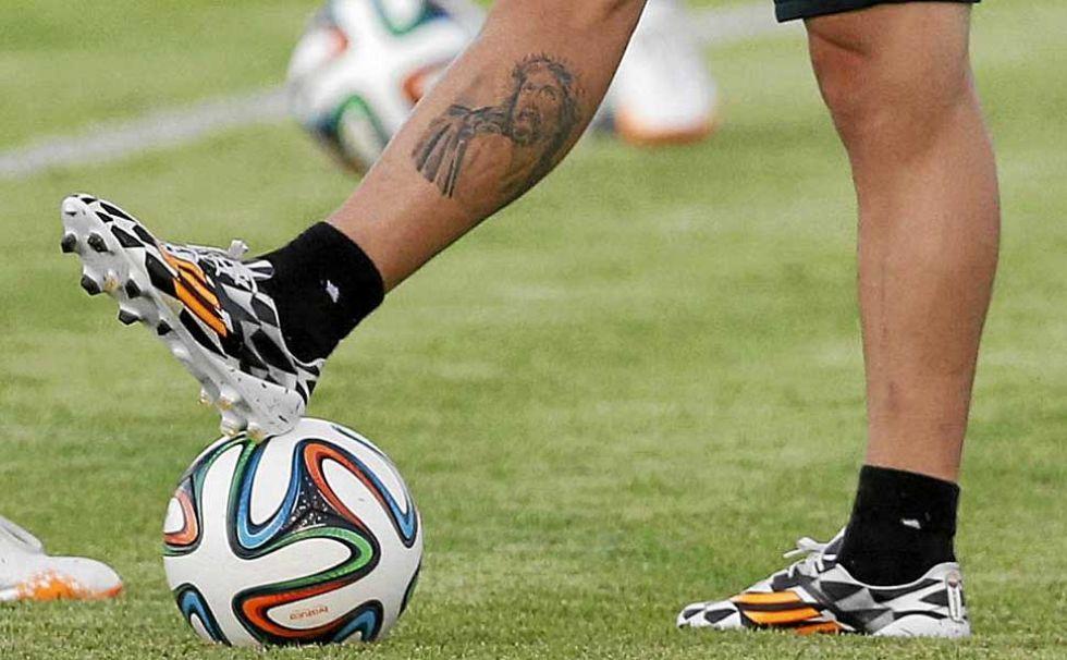 El Significado De Los 7 Tatuajes Que Tiene James Rodríguez Playbuzz