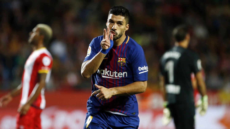 All about Luis Suárez FC Barcelona