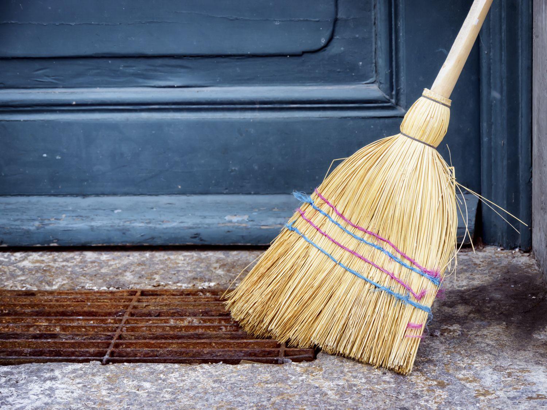 Картинки по запросу sweep around your own front door lyrics
